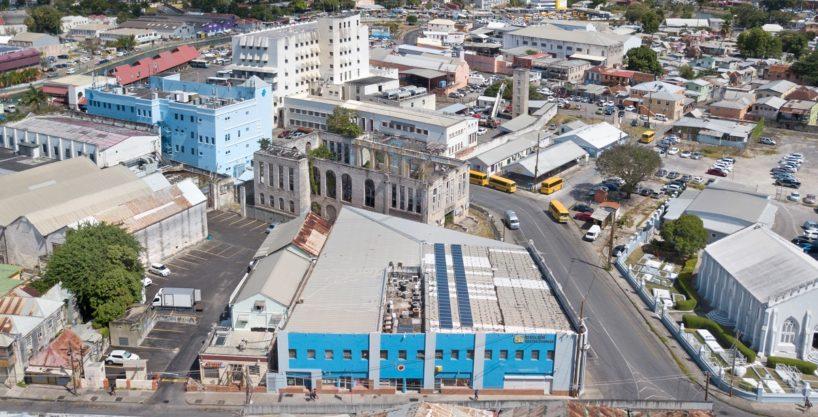 Coles Building/NB Howell, Bay Street